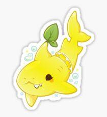 Lemon Shark Sticker