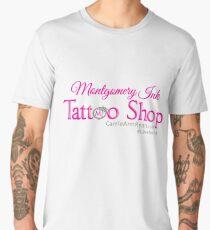 Montgomery Ink Tattoo Shop Men's Premium T-Shirt
