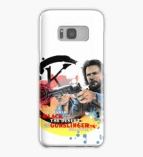 'The Dark Tower' - Roland Deschain 'Opening Line' v1 Samsung Galaxy Case/Skin