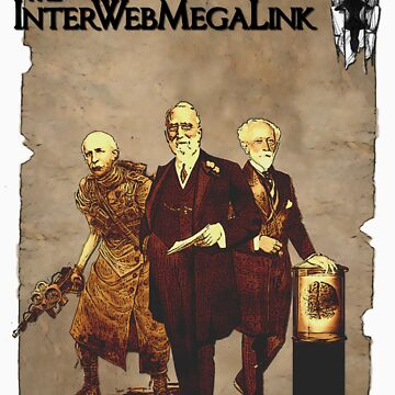The InterWebMegaLink - Fighting the Reptiles since 1995! by IWML