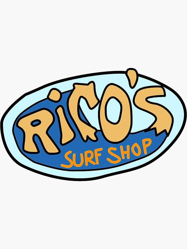 Ricos Surfshop von abbybusis
