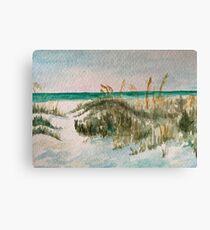 Beach Dune Canvas Print