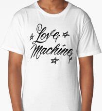 LOVE MACHINE Long T-Shirt