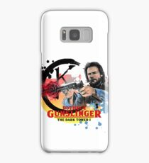 'The Dark Tower' - Roland Deschain 'The Gunslinger' v1 Samsung Galaxy Case/Skin
