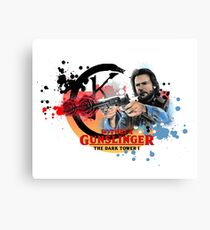 'The Dark Tower' - Roland Deschain 'The Gunslinger' v1 Canvas Print