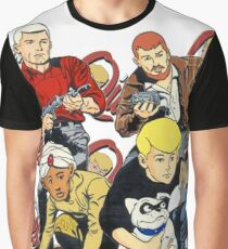 Jonny Quest Graphic T-Shirt