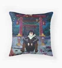 Noragami Throw Pillow