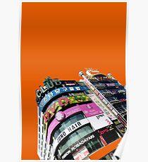 Busan red Poster