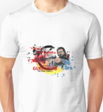 'The Dark Tower' - Roland Deschain 'The Gunslinger Followed' v1 Unisex T-Shirt