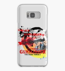 'The Dark Tower' - Roland Deschain 'The Gunslinger Followed' v1 Samsung Galaxy Case/Skin