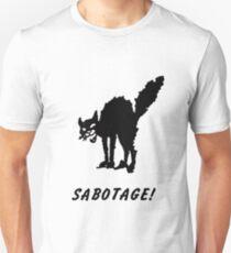 SABOTAGE! Unisex T-Shirt