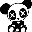 JDM Panda by thatstickerguy