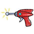 Ray Gun by TheActionPixel