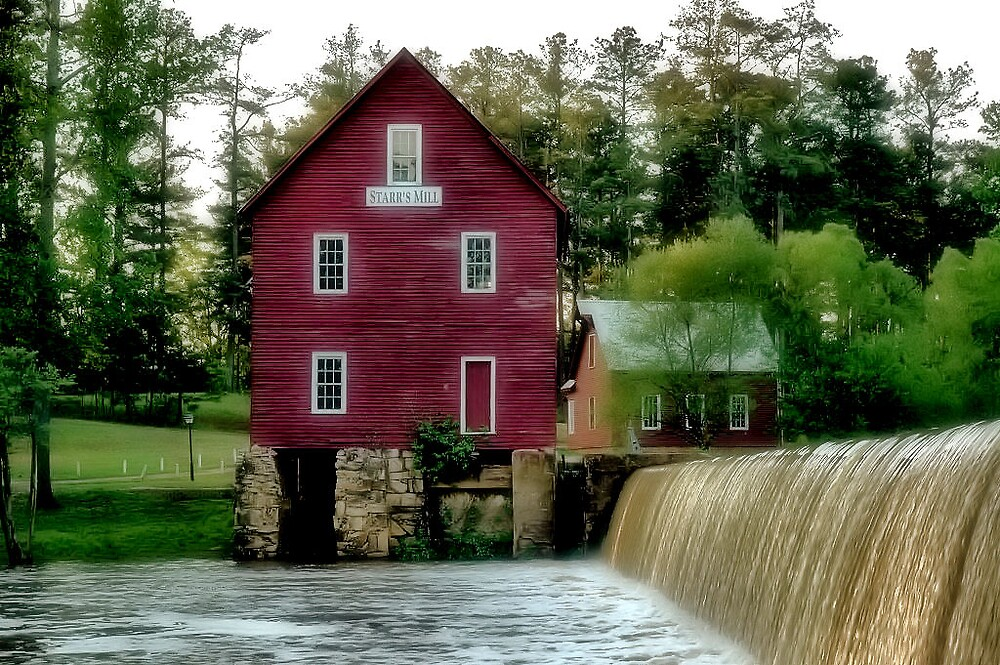 ~Starr's Mill~ by kwelborn