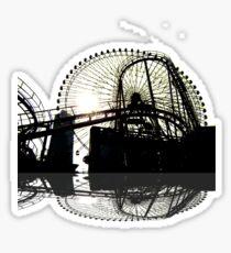 sunfare Sticker