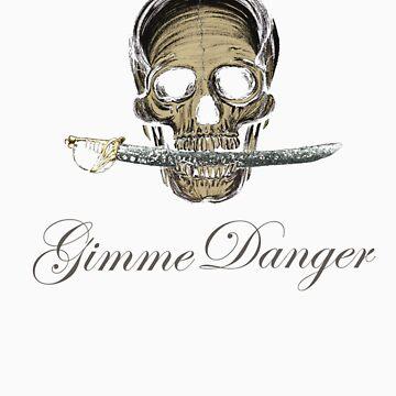 Gimme Danger Logo by GimmeDanger
