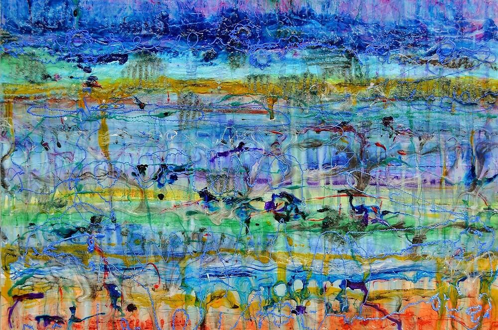 Alien Weather by Regina Valluzzi