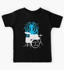 Octopus Rock! Kids Tee