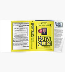 Baby Steps by Dr. Leo M. Marvin, M.D., Ph.D. Poster