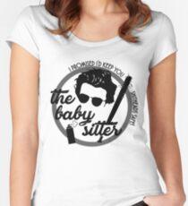 Stranger Things - The Babysitter Women's Fitted Scoop T-Shirt