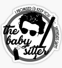 Stranger Things - The Babysitter Sticker