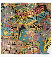 King Gizzard & The Lizard Wizard - Oddments Poster