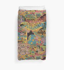 King Gizzard & The Lizard Wizard - Oddments Duvet Cover