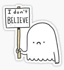 Skeptics Sticker