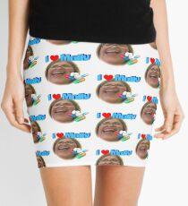 I Love You Molly Mini Skirt