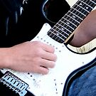Guitar Pickin' by Taylor Sawyer