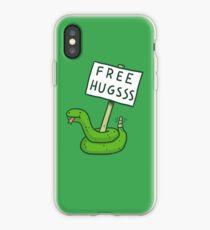Free Hugs iPhone Case