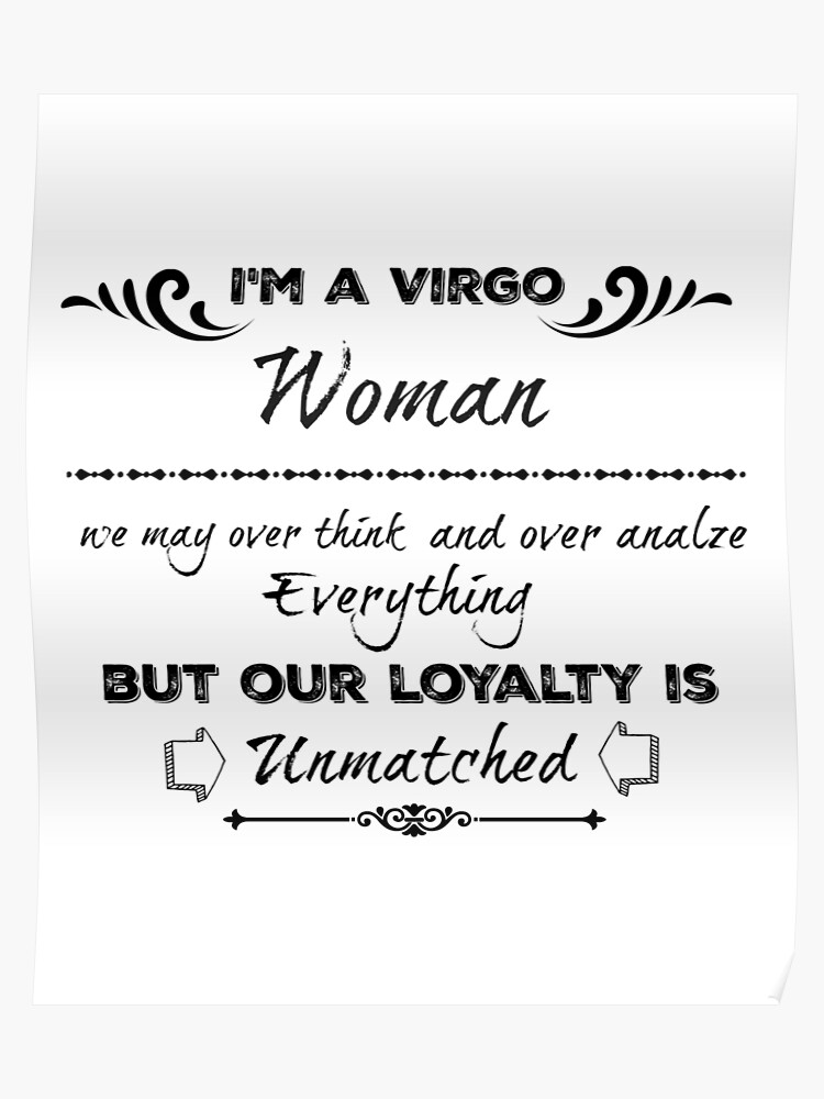truth about virgo woman
