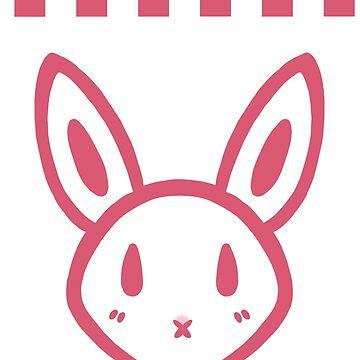 Usagi's Bunny by kathuman
