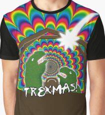 Mer-Roary T-ReXmas! Graphic T-Shirt