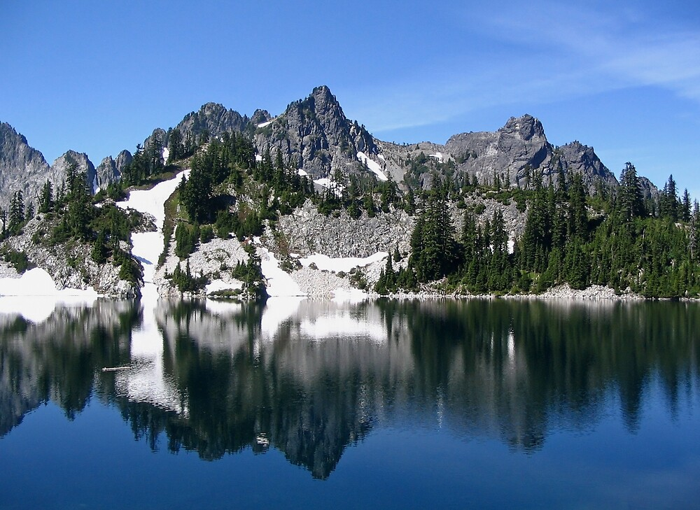 Gem Lake by Corey Bigler