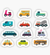 Cars Sticker