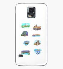Australia- Capital Cities Case/Skin for Samsung Galaxy