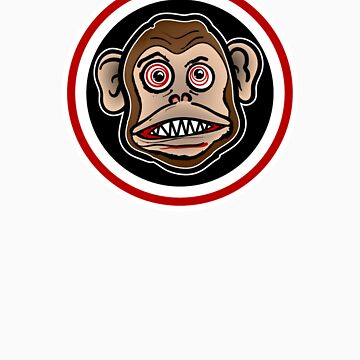 Wicked Monkey by Decentpig