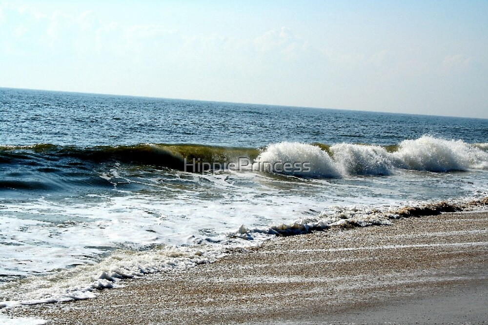 Waves   by HippiePrincess