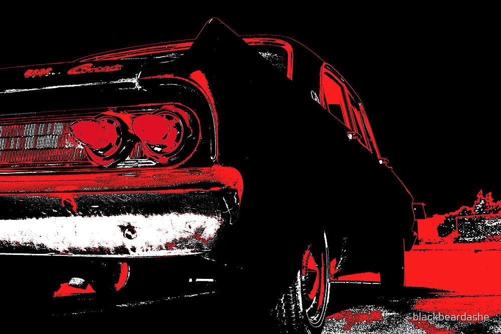 old car by blackbeardashe