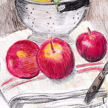 Apples To Apples by RobynLee