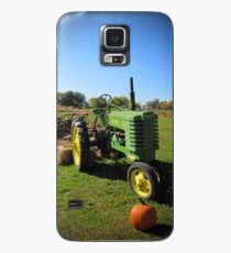 John Deere Tractor Harvest Time Photograph Case/Skin for Samsung Galaxy