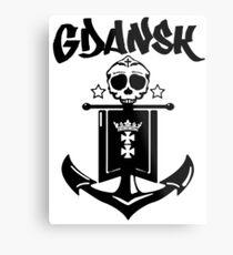 Danzig Metal Print
