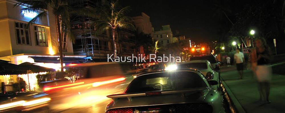 Ocean Drive by Kaushik Rabha