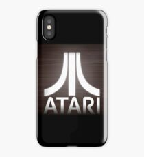 atari - our stars to ourselves and we shall pray iPhone Case/Skin