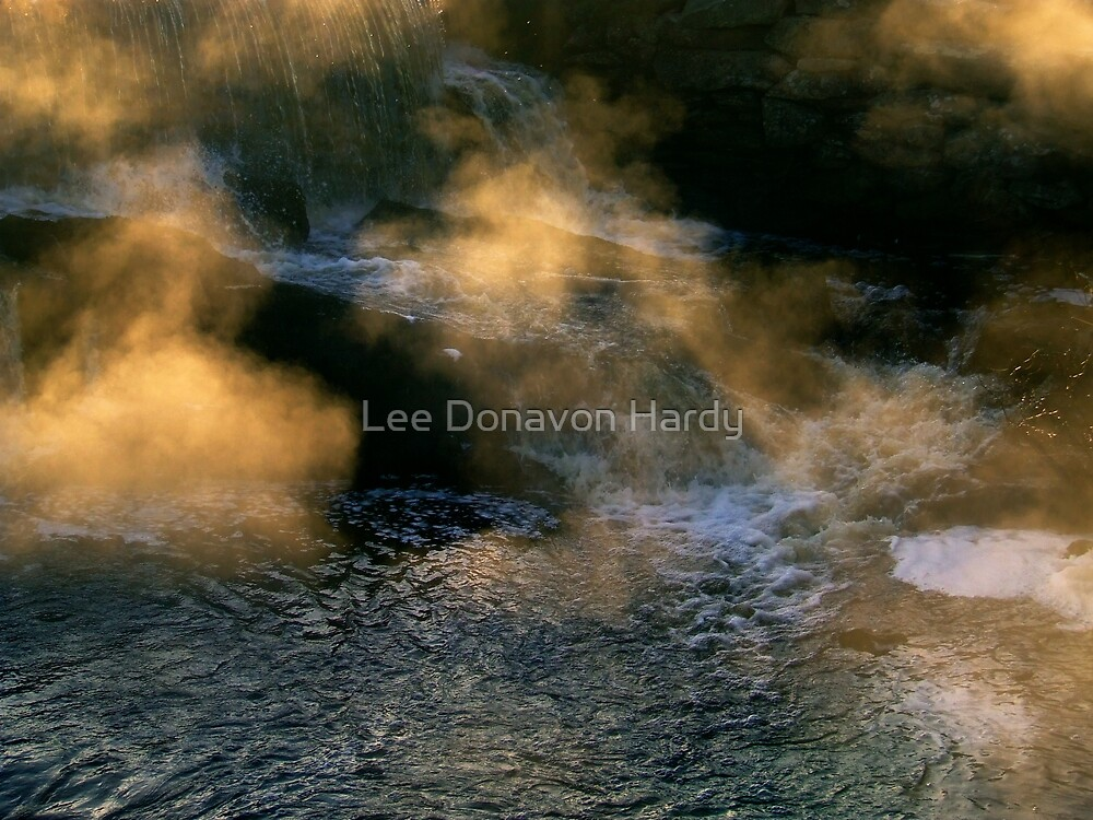 Beneath The Falls by Lee Donavon Hardy