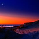 Sunset on Mullaloo Beach by Peter Evans