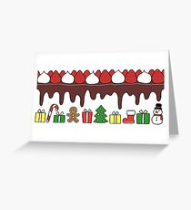 Happy Yummy Holidays! Other taste Greeting Card