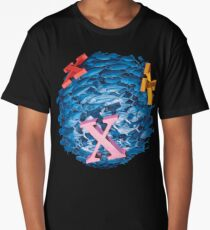 'X' Marks the Spot Long T-Shirt