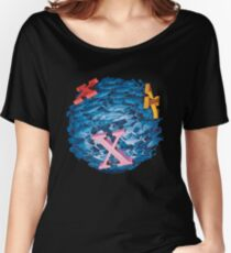 'X' Marks the Spot Women's Relaxed Fit T-Shirt